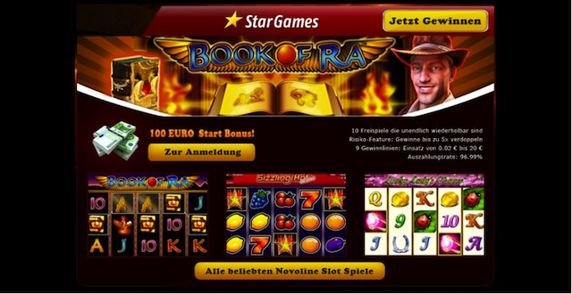star games book of ra trick